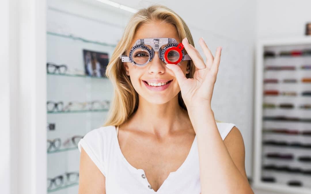 Optometrista / Optometristka