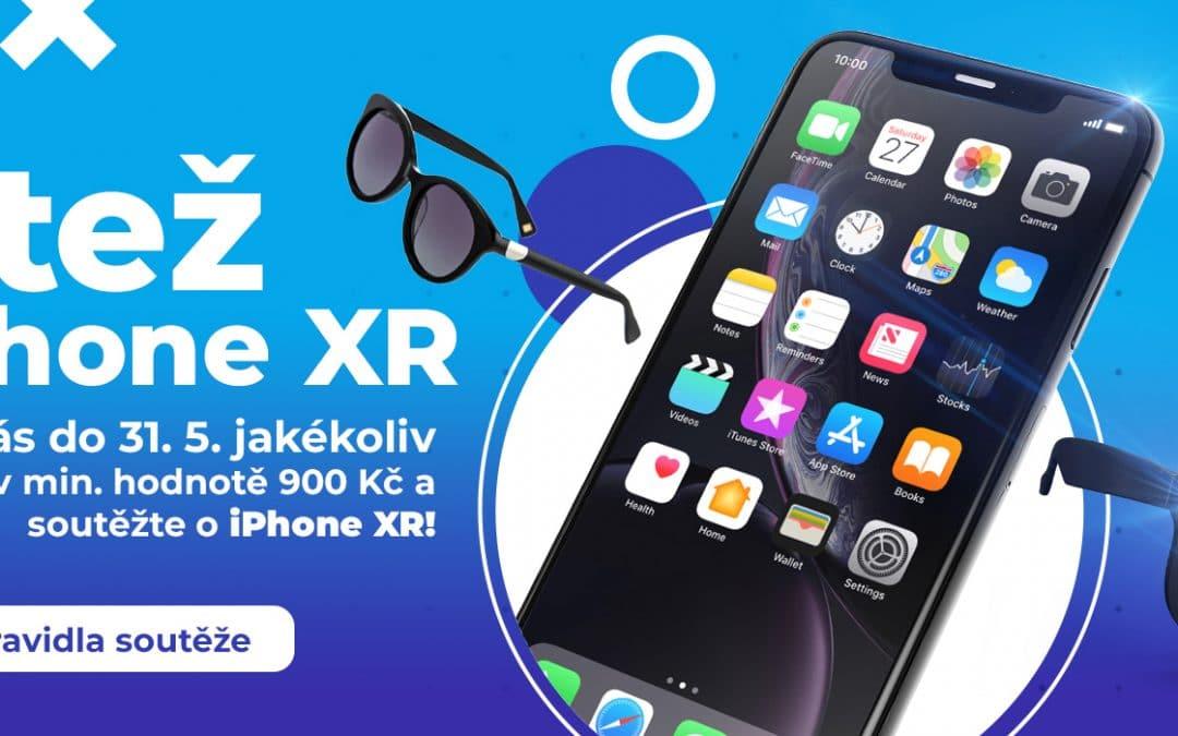 Získat iPhone XR je tak snadné…